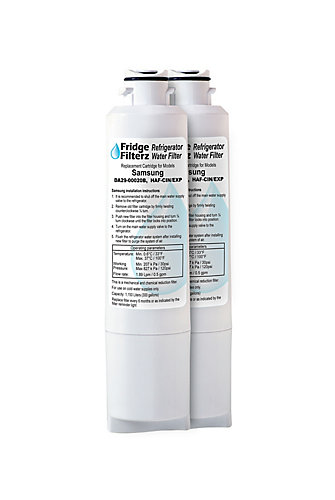 fridge filterz da29-00020b, haf-cin/exp replacement water & ice ...