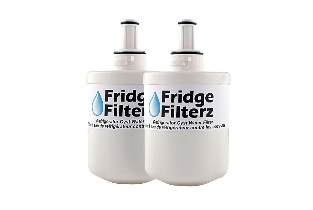 Samsung DA29-00003A, DA29-00003B Filtre à eau et à glace de rechange pour réfrigérateur 2PK