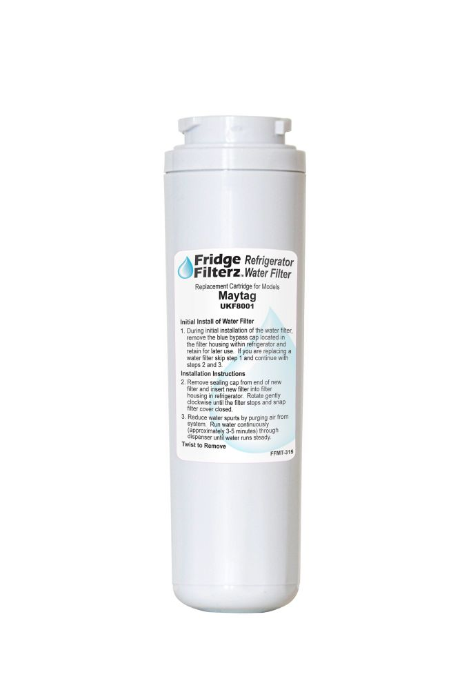 Maytag UKF8001, Amana, KitchedAid Replacement Refrigerator Water & Ice Filter