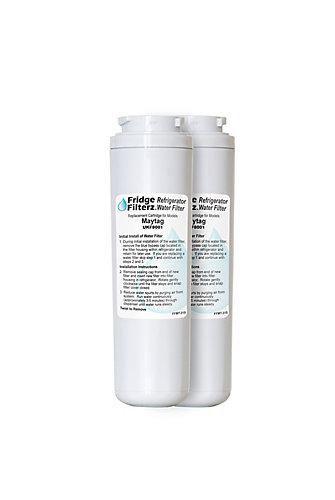 fridge filterz refrigerator water & ice filter for maytag ukf8001 ...