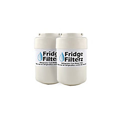 MWF/MWFP Replacement Water & Ice Filter for GE Refrigerator (2-Pack)