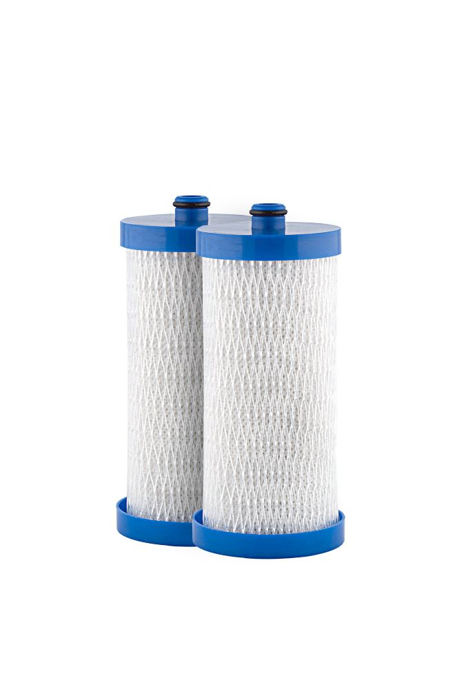 Filtre à eau Fridge Filterz FFFD-132-2 en paquet de 2, pour réfrigérateurs Frigidaire et Kenmore