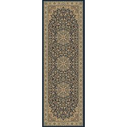 Balta Us Classical Manor Blue 2 ft. 7-inch x 7 ft. 10-inch Indoor Contemporary Runner