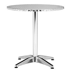 Zuo Modern Christabel Aluminum Round Patio Table