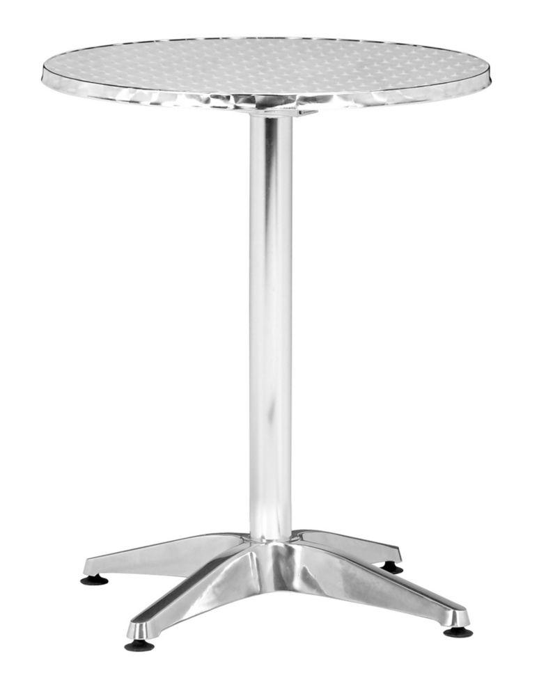 Christabel Folding Table Aluminum
