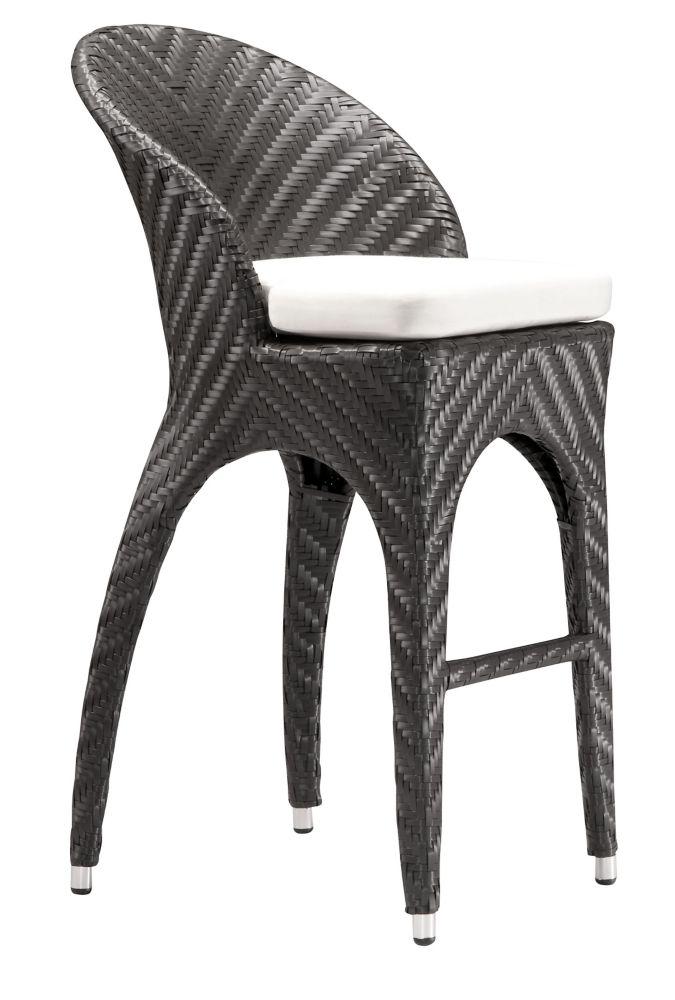 Corona Bar Chair Espresso 701220 Canada Discount