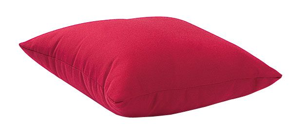 Laguna Outdoor Pillow Red