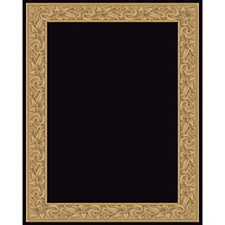 Balta Us Elegant Embrace Black 7 ft. 10-inch x 11 ft. Indoor Contemporary Rectangular Area Rug