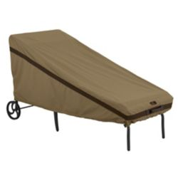 Classic Accessories Housse de chaise longue rembourrée