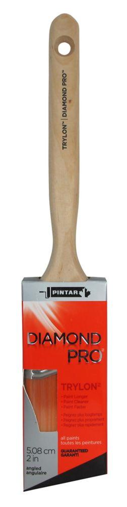 Pintar Diamond Pro Angular Sash Brush - 2 Inch (50mm)