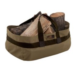 Classic Accessories Hickory Jumbo Log Carrier