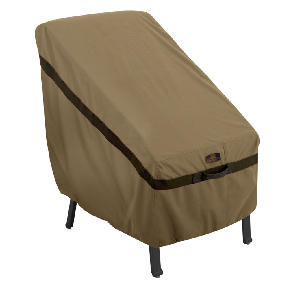 Hickory Patio Chair Cover - High Back