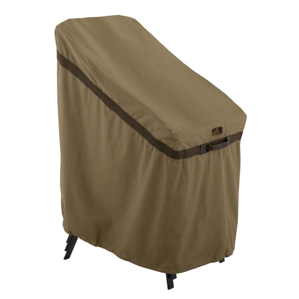 Hickory Patio Chairs Cover - Stackable