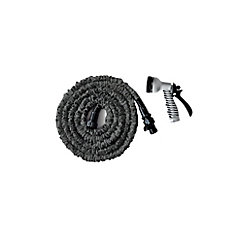 Advantage 25 ft. Expanding Garden Hose with Nozzle
