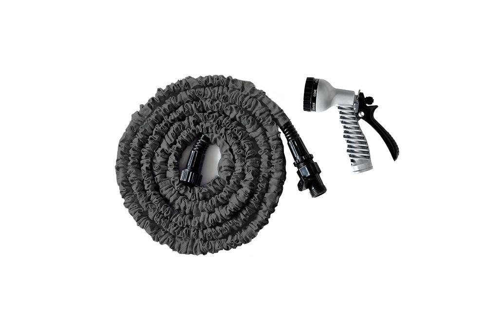 Advantage 25 ft. Expanding Garden Hose with Nozzle