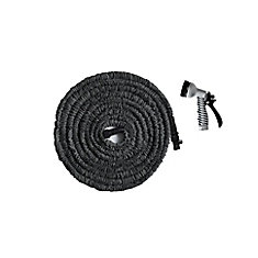 Advantage 75 ft. Expanding Garden Hose with Nozzle