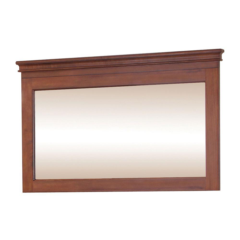 Miroir Ashwell de 96,52 cm [38 po] larg.