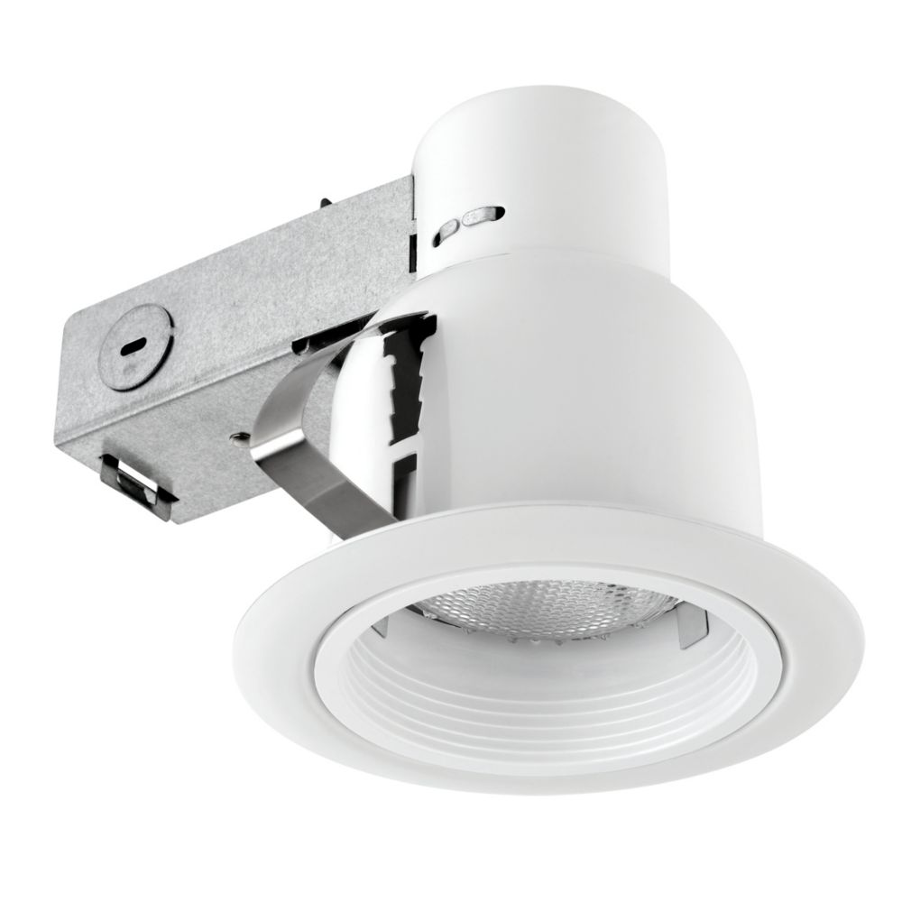 Globe electric 90670 ensemble d 39 eclairage encastre for Eclairage exterieur blanc