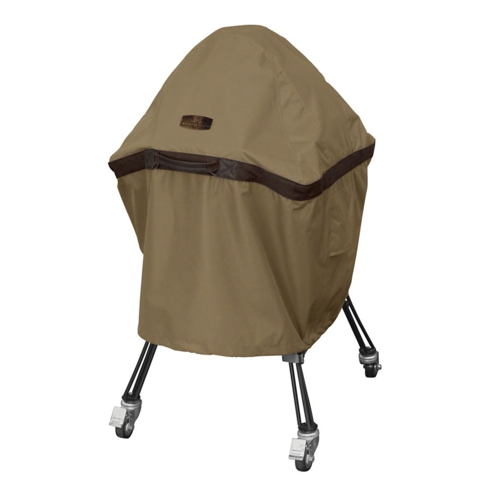 Hickory Kamado Ceramic Grill Cover - Large
