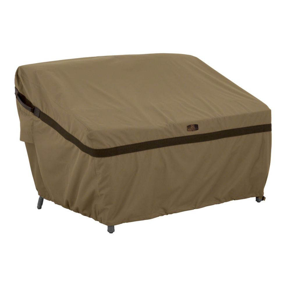 Hickory Sofa Loveseat Cover - Large