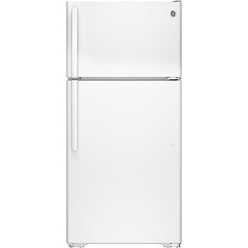 28-inch W 14.6 cu. ft. Top Freezer Refrigerator in White - ENERGY STAR®