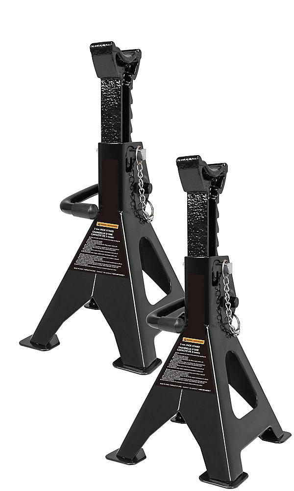 3-Ton Jack Stand (Pair)