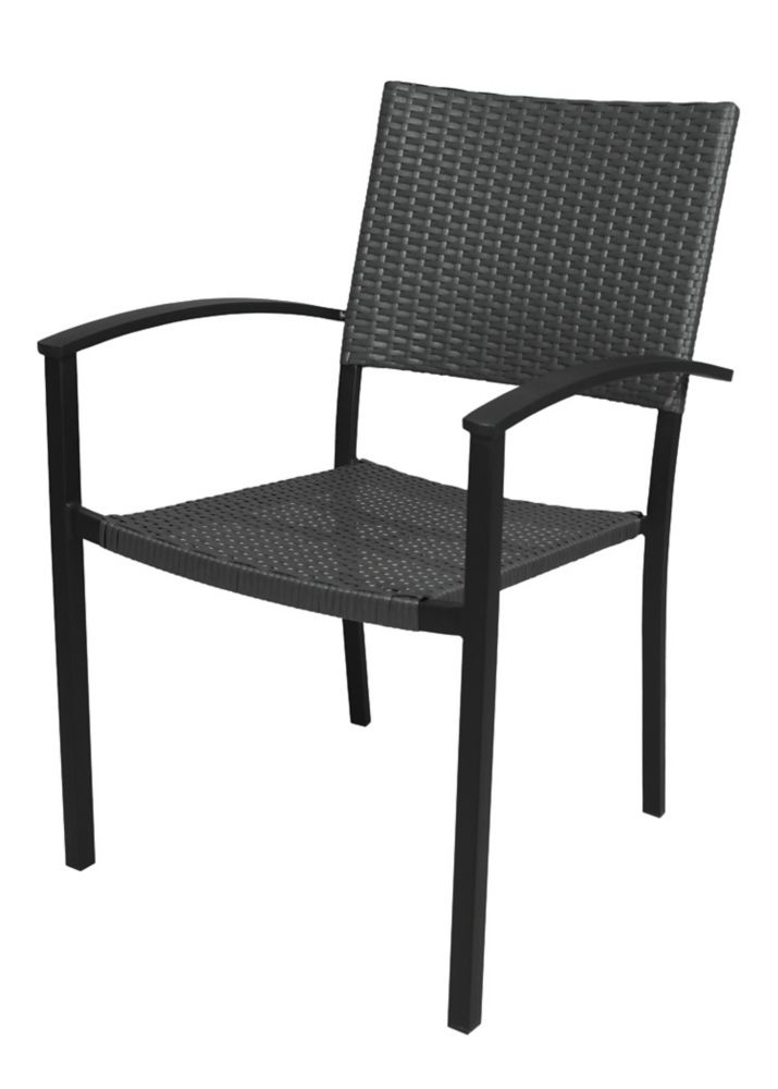 Maple Valley Woven Stack Chair