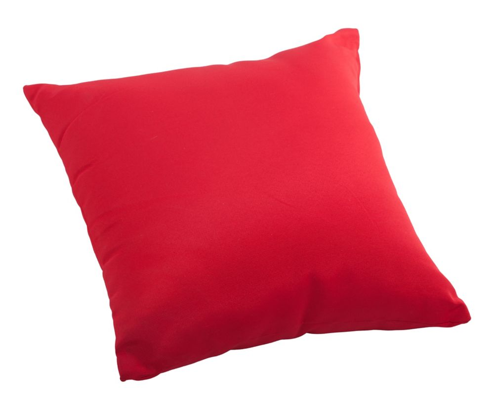 Laguna Large Pillow Red