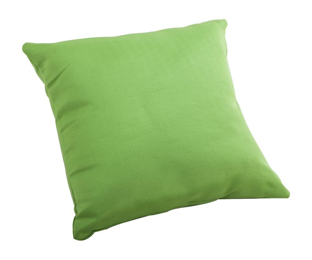 zuo modern coussin d 39 ext rieur grand laguna vert home depot canada. Black Bedroom Furniture Sets. Home Design Ideas