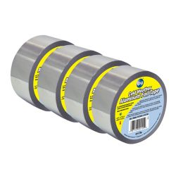 "ipg Intertape Polymer Group CVC froid 1.75 MIL Aluminium Foil Ruban 3"" x 50 Yards - Pack 4"
