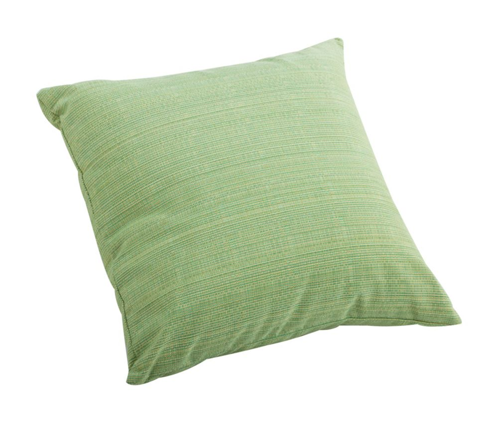 Parrot Small Pillow Lime mix thread