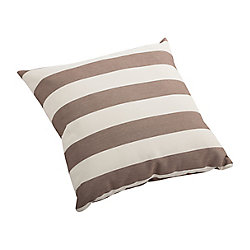 Zuo Modern 16 inch Square Pony Outdoor Throw Pillow