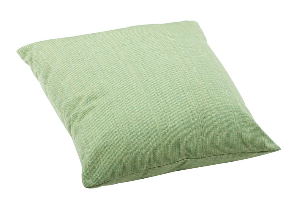 Parrot Large Pillow Lime mix thread