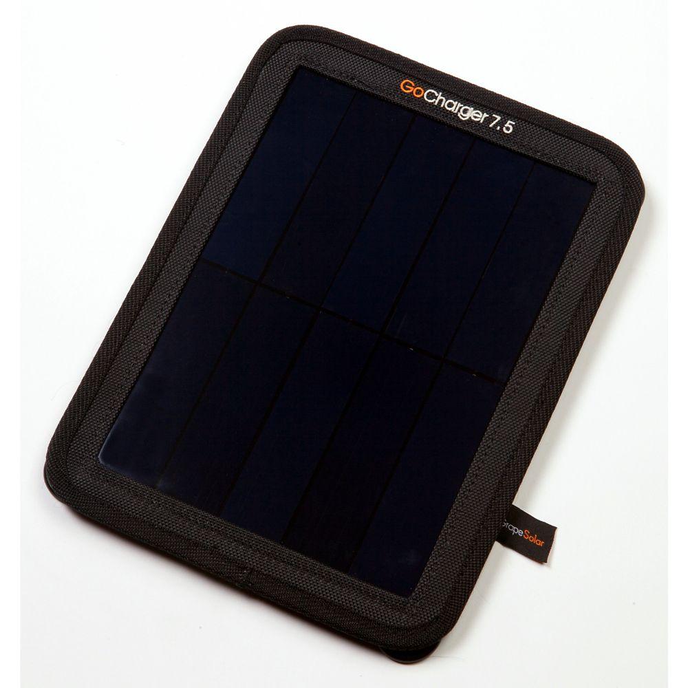 GoCharger 7.5-Watt Portable Solar Panel