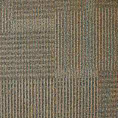 Dialogue Carpet Tile - Woven Straw 50cm x 50cm - (54 sq. ft./Case)
