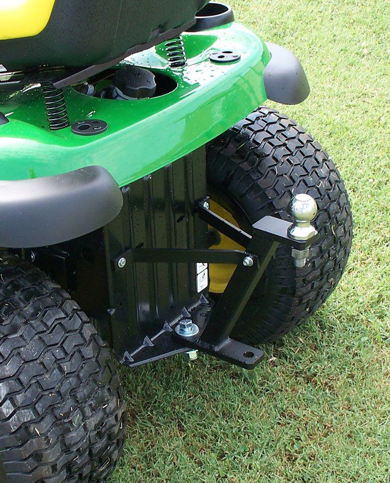 Barre dattelage pour tracteur de jardin Hi-Hitch Lawn-Pro
