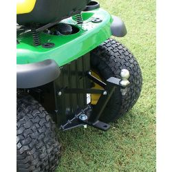 Great Day Inc. Lawn Pro Lawnmower Hi-Hitch