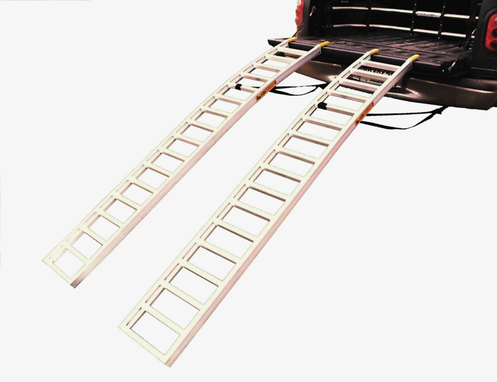 Arched Loading Ramp