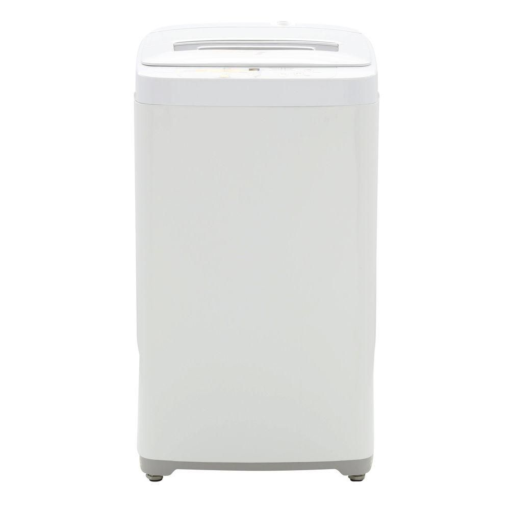 1.5 cu. ft. Portable Top Load Washer in White