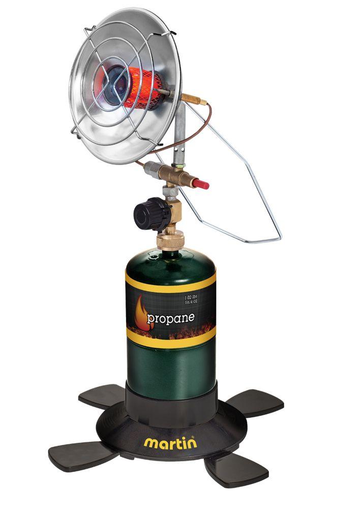 M3-S Parabolic Heater