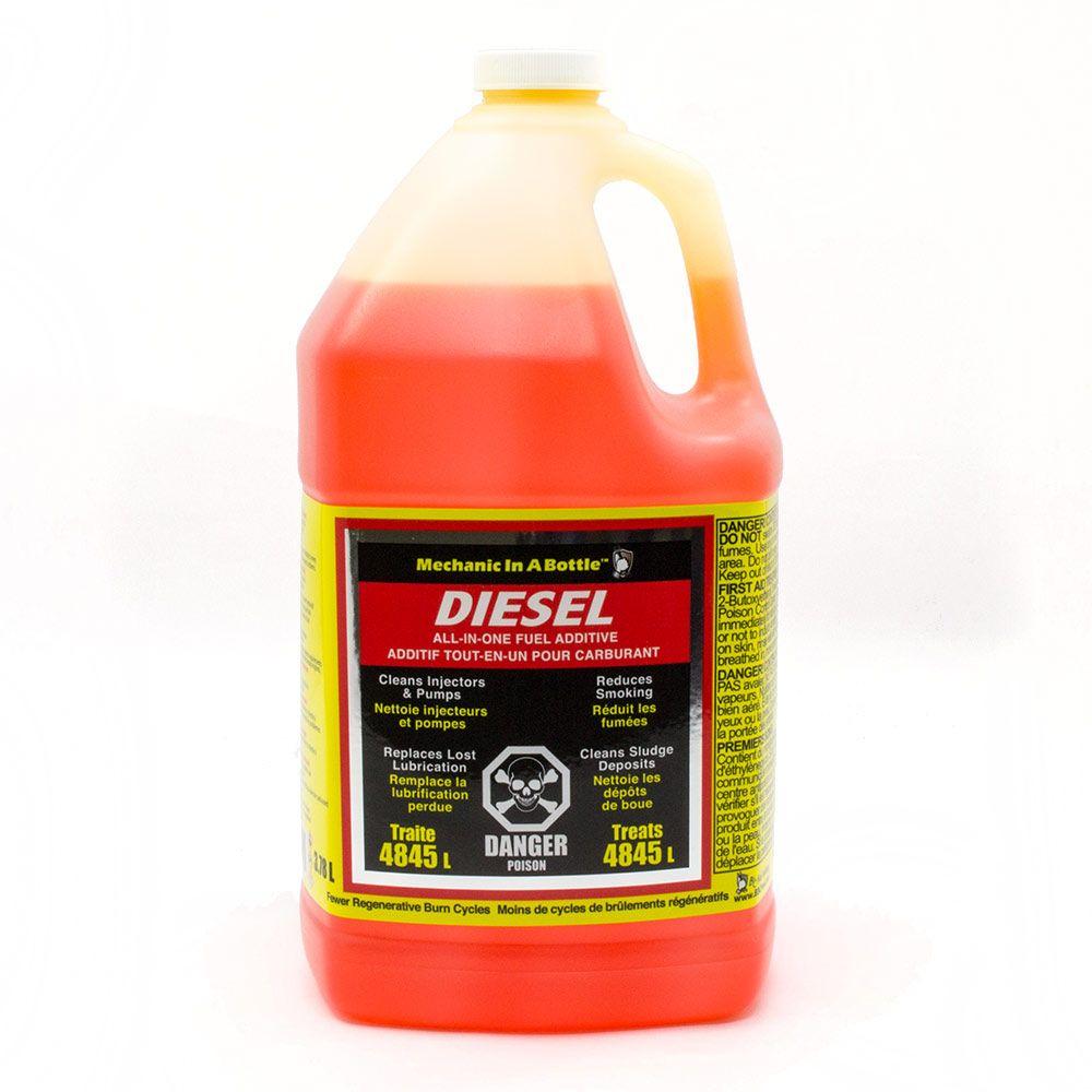 1 Gal. Diesel Mécanicien en Bouteille