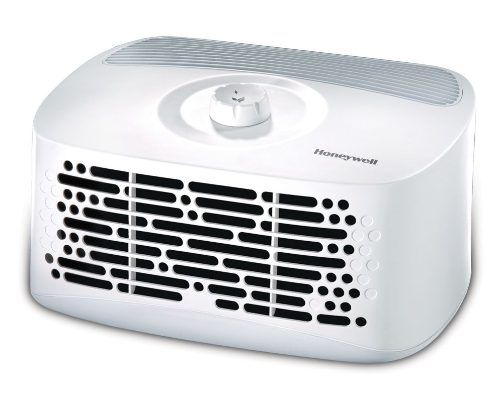 Honeywell HAWHD Air Purifier HEPA Filter Medium Room Microscopic Allergens PEN BOX TESTED AND WORKS ====Designed for medium sized rooms, The Honeywell True HEPA Allergen Remover is energy efficient, compact and effective.