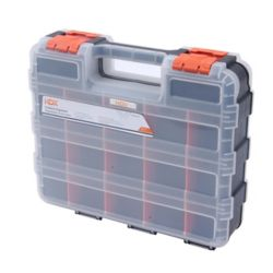 HDX 13-inch 30-Compartment Double Sided Small Parts Organizer