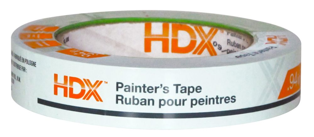 HDX Painter's Tape - 1 Inch (24mm)