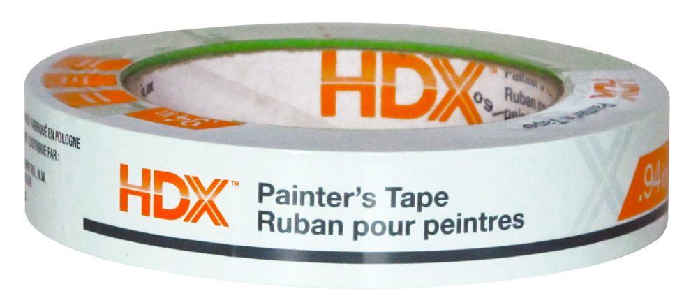 HDX Painter's Tape - 1 Inch (24mm)
