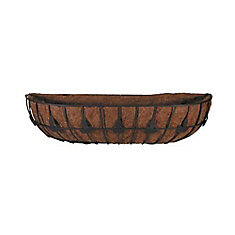 30-inch Maple Leaf Coco Planter