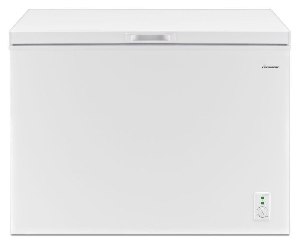 9.0 Cu. Ft. Compact Chest Freezer with Deepfreeze<sup>®</sup> Technology in White