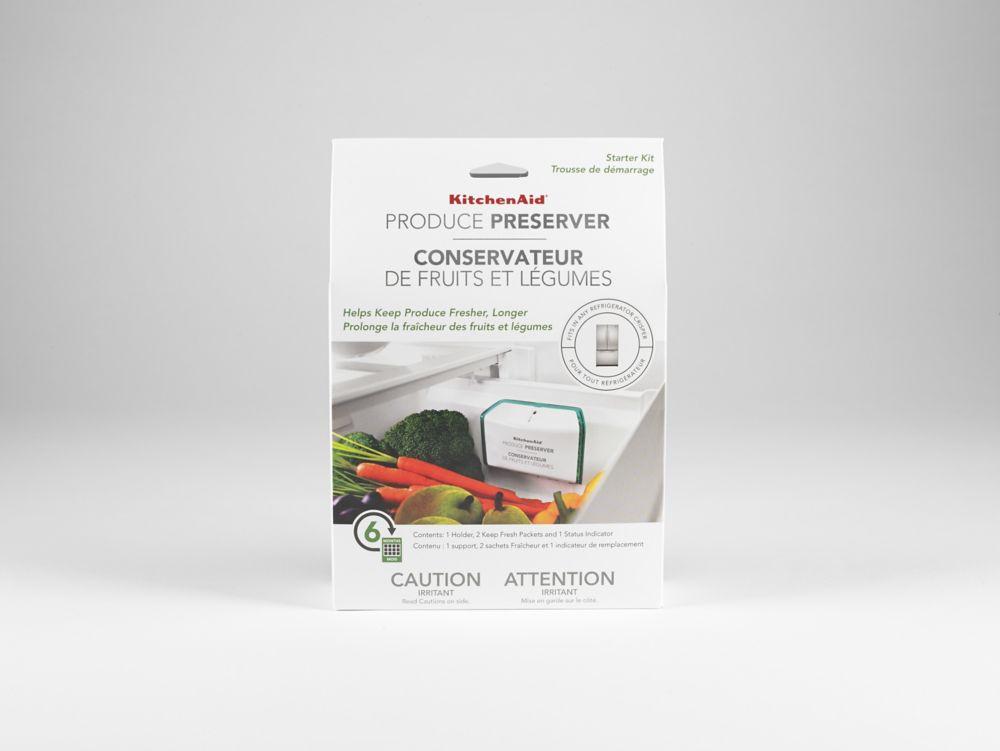 Trousse de démarrage pour conservateur de fruits et légumes - P1KG6S1B