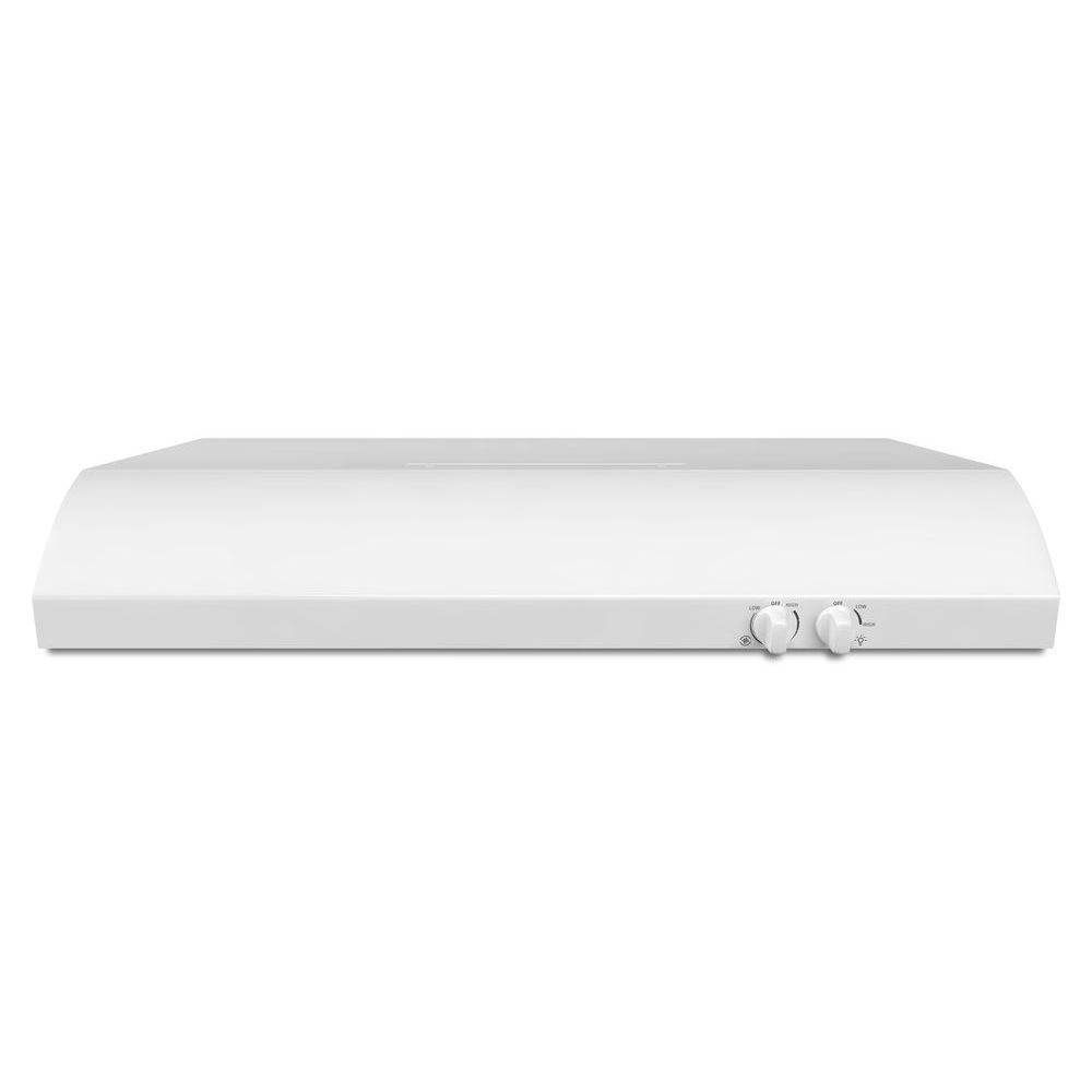 30-inch, 225 CFM Range Hood with FIT System in White