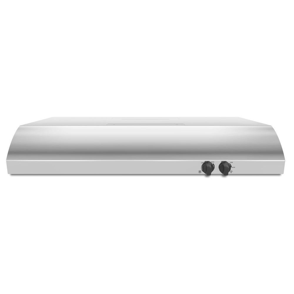 30-inch, 225 CFM Range Hood with FIT System in Stainless Steel